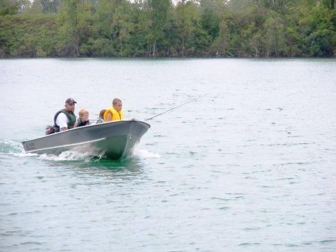 Meyers Boat Co  Meyers Super PRO 14 Aluminum Boat (000R-14
